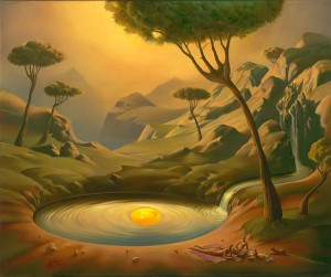 Surrealistic Paintings by Vladimir Kush 2