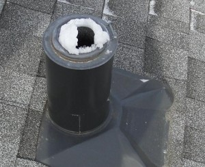 Plumbing-vent-frost-forming-three-inch-steel